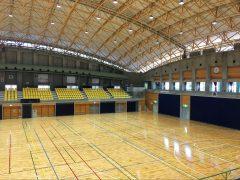 総合体育館(シーガルドーム)リニューアルオープン